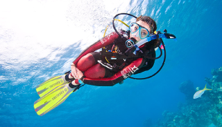 PADI Specialty Course Peak Performance Buoyancy PPB Thailand